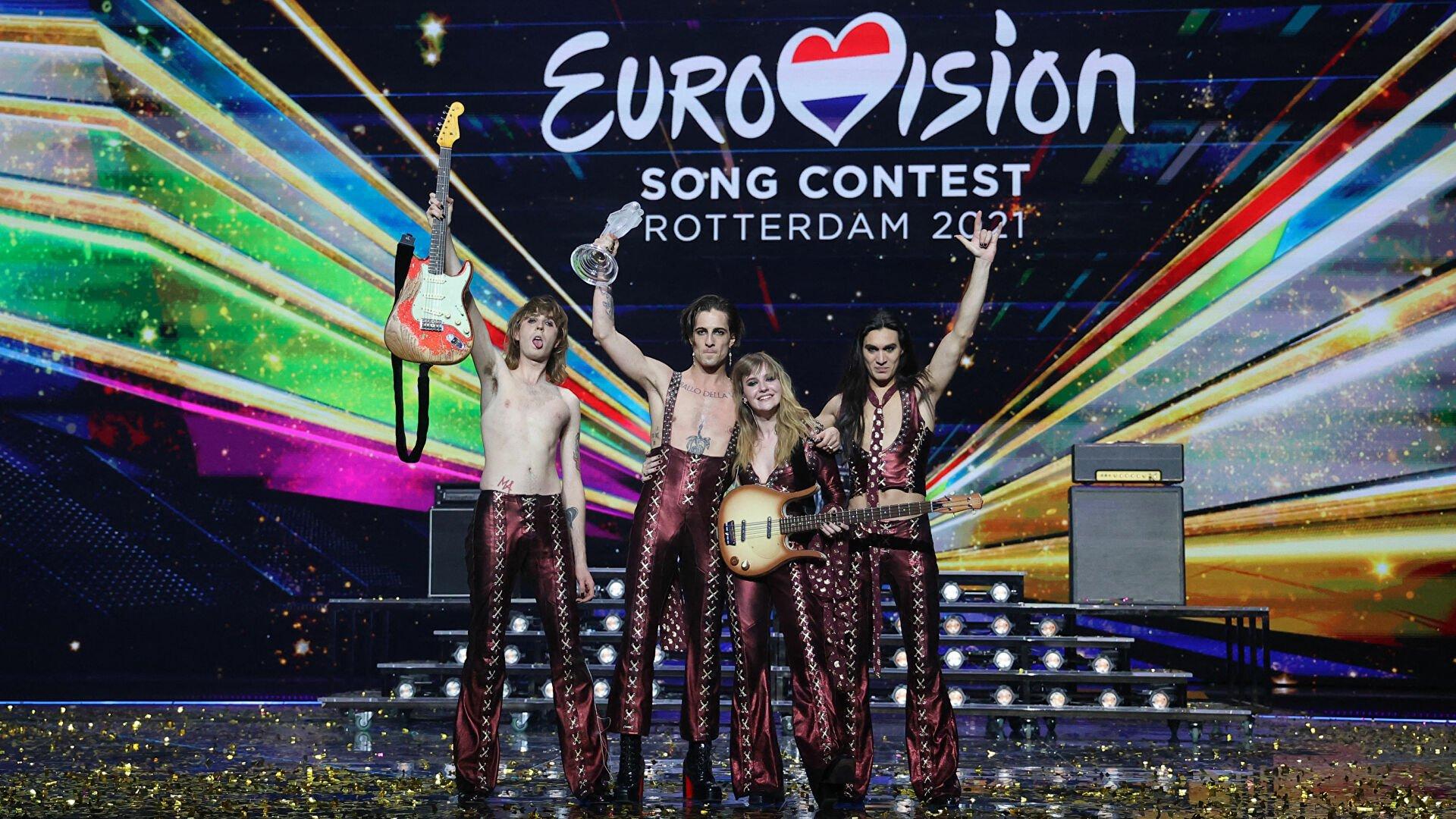 eurovision vincitori