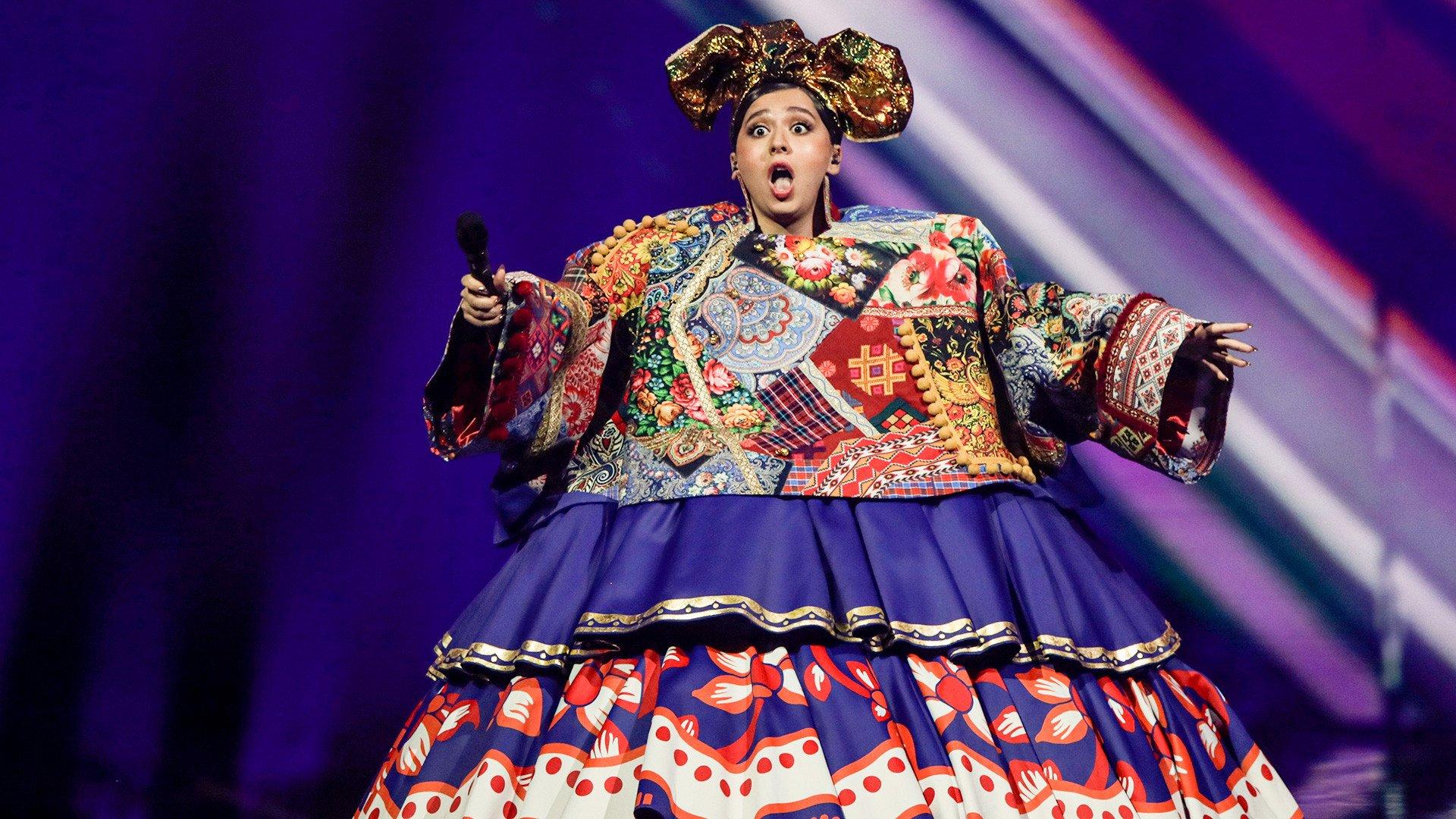 eurovision manizha
