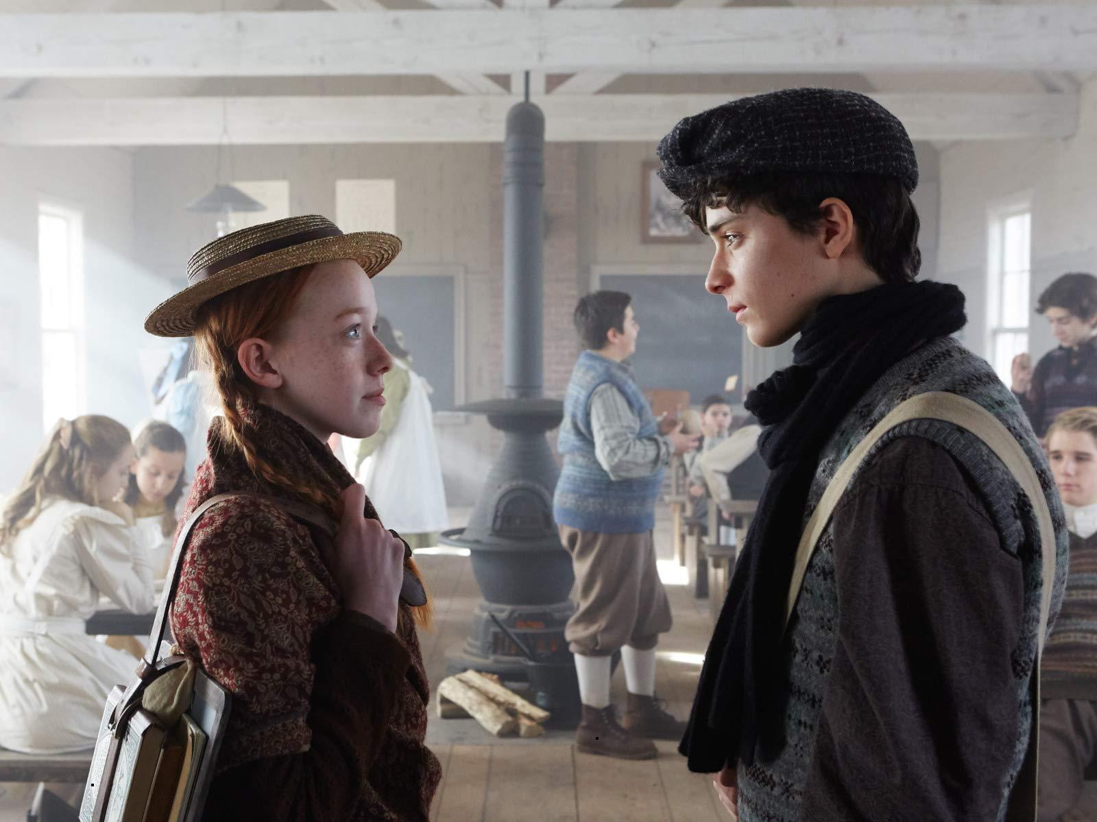 Anna - scena del film